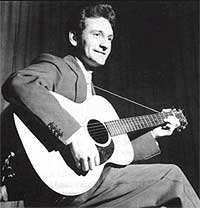 Lonnie Donegan. The King of Skiffle