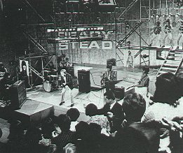 Ready, Steady, Go! Manfred Mann performing