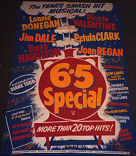 six-five special film poster