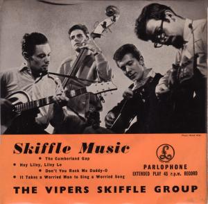 Skiffle Music. The Vipers Skiffle Group